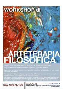arteterapia filosofica2014 fronte